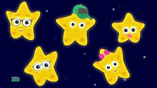 Star Finger Family | Twinkle Twinkle Little Star | Nursery Rhymes | Baby Songs