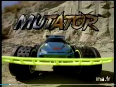 Tyco RC Mutator 9.6V Turbo