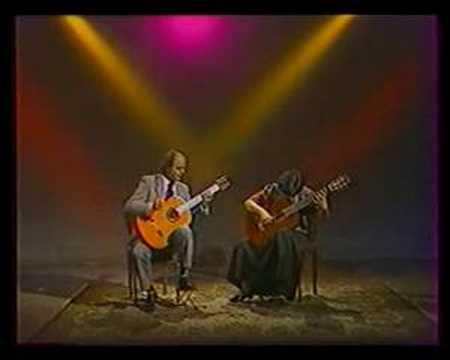 M.de Falla: La Vida Breve (Spanish dance No.1) - Evangelos&Liza guitar duo