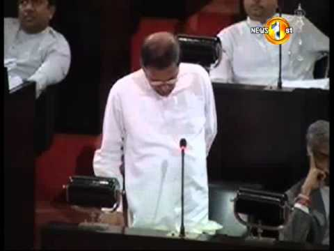 Maithripala Sirisena - Sampoorna Kathawa - 29th April 2015