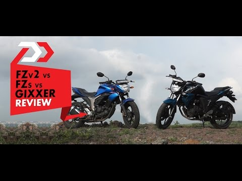 2014 Yamaha FZ FI v2.0 Review : PowerDrift