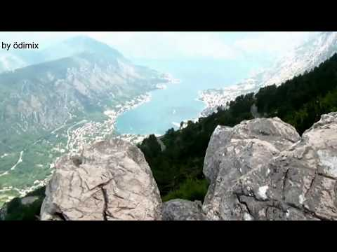 -The Bay of Kotor-  Boka Kotorska-Panorama Montenegro-Crna Gora