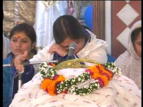 Sadhvi Purnima Ji Bhajans Ek Baar Humse Sanware Najre Milaye.... video