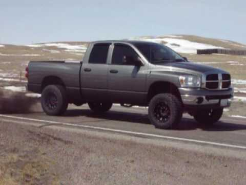 Dodge Cummins Video