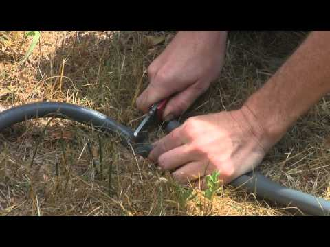 How To Repair / Fix a Leaking Garden Hose Simple and Easy