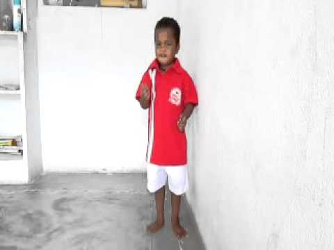 My Son Ukg Rhymes video