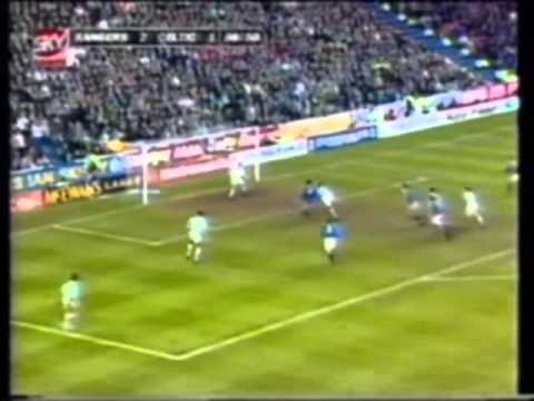 Paolo Di Canio and Jorge Cadete Celtic Tribute video