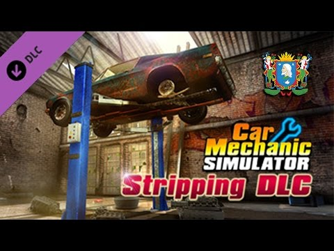 Car Mechanic Simulator 2015 - Car Stripping (DLC)