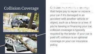 Personal Finance  Teaching Car Insurance