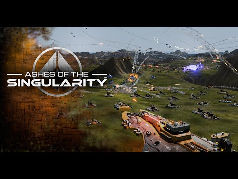Who Remembers RTS Games? Ashes of The Singularity Mini Review