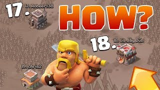 THIS TH 9 IS STRONGER THAN A TH 11 | Clash of Clans Clan War