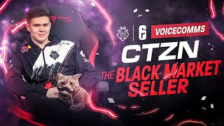 CTZN the Black Market Seller | G2 Rainbow Six Siege Voicecomms