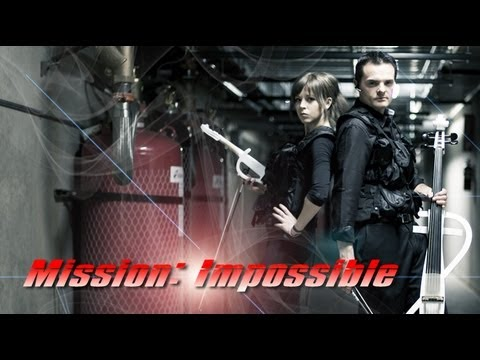 Mission Impossible- Lindsey Stirling and the Piano Guys