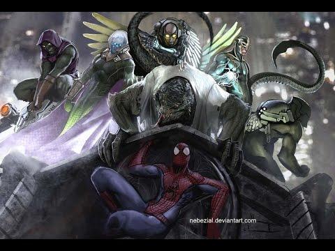 Spider-Man In Sony's Sinister Six Film? - AMC Movie News