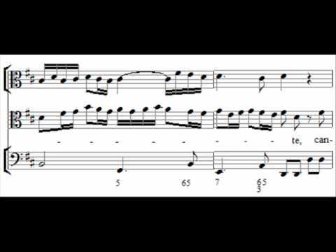 Дитрих Букстехуде - Jubilate Domino, omnis terra