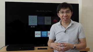 Sony UBP-X1100ES 4K Blu-ray Player Review - Supports Dolby Vision but...