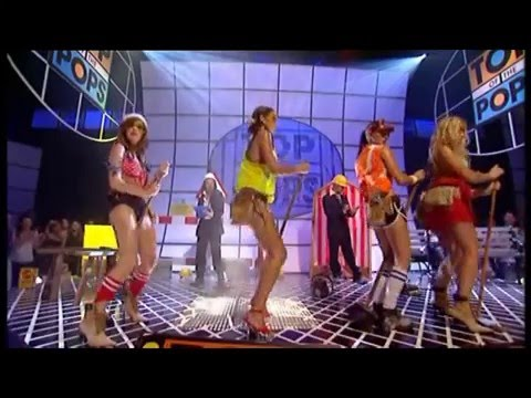 Benny Benassi - Satisfaction (Live at Top of the Pops)