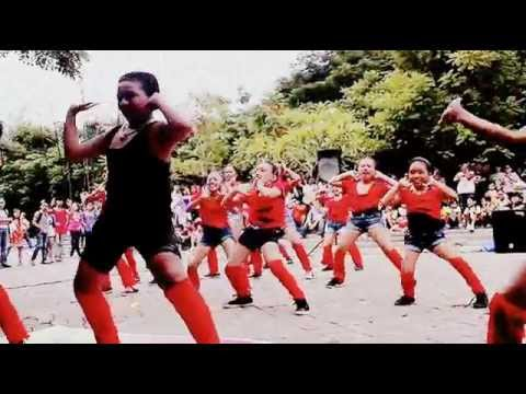 Magsaysay Elementary School of Toril Davao City for JUICY COLOGNE MODERN DANCE CONTEST 2013