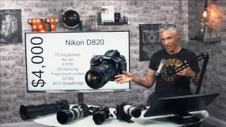 Future Cameras: Canon 5D Mk IV, Sony a9, Nikon D820 & more