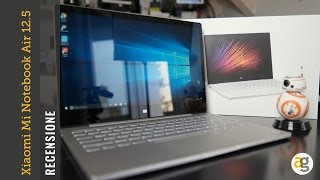 RECENSIONE Xiaomi Mi Notebook air  12,5""