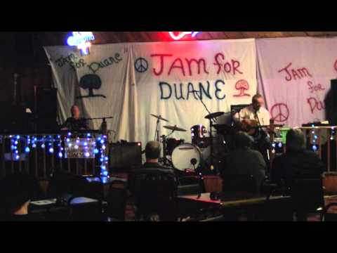 15 - Silence Ain't Golden Anymore - Scott Boyer&MC Thurmond - Jam For Duane 10/29/11 - Gadsden, AL