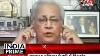 Ram Jethmalani on the judge's assets.wmv
