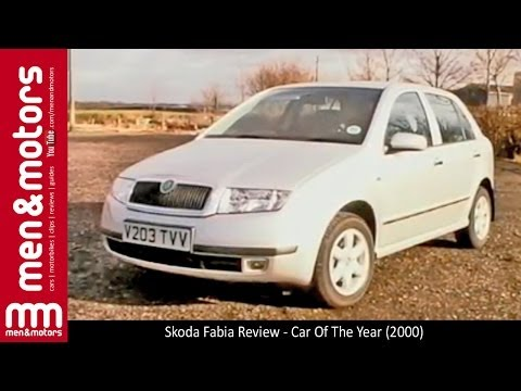 Skoda Fabia Review - Car Of The Year (2000)