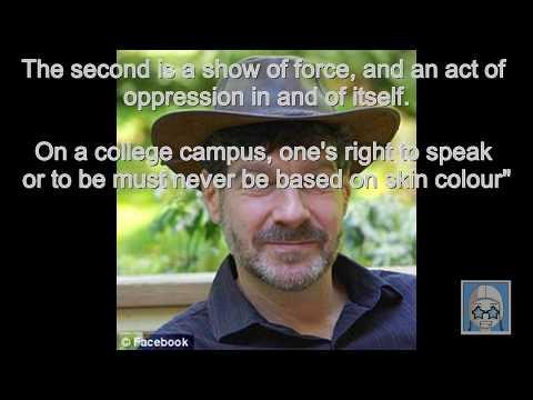 Evergreen State College: SJW's. Racism and Bret Weinstein