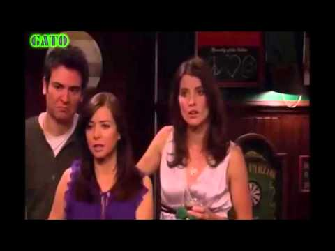How I met your mother - Cheerleader Theory
