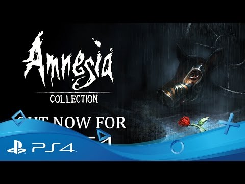 Amnesia: Collection   Launch trailer   PS4