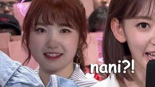 hiichan slowly revealing her snarky side