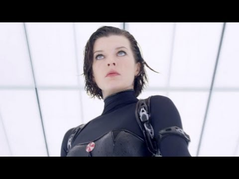 Resident Evil: Retribution alice Story Featurette Official [hd 1080] video