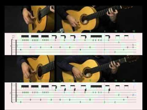 Alegrías dos guitarras, España en dos guitarras, Sabicas y Escudero por David Leiva