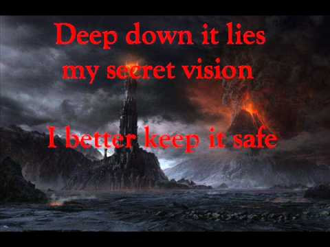 Blind Guardian - Mirror Mirror - Lyrics