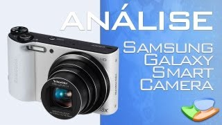 Samsung Smart Camera WB150F [Anlise de produto] - Tecmundo