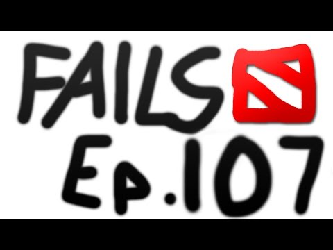 Dota 2 Fails of the Week - Ep. 107
