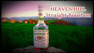 Heaven Hill Straight Bourbon - Whiskey Review #28