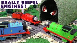 Thomas and Friends Really Useful Engines Toy Train Stories for kids and children TT4U