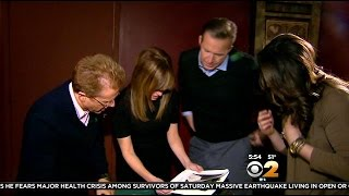The CBS2 This Morning Team Tries To