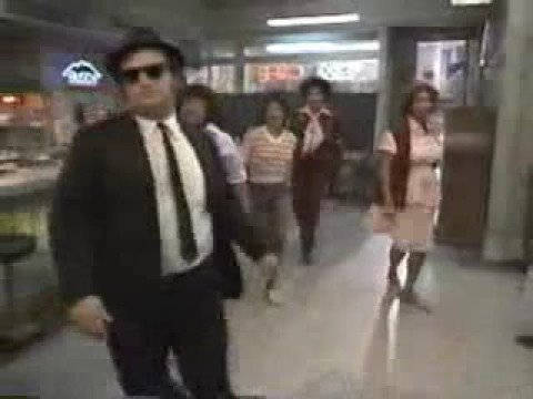 Blues Brothers - Think (Aretha Franklin) Music Videos