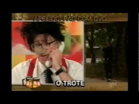 TROTE DO SANTOS - PÃO COM OVO (COMPLETO)