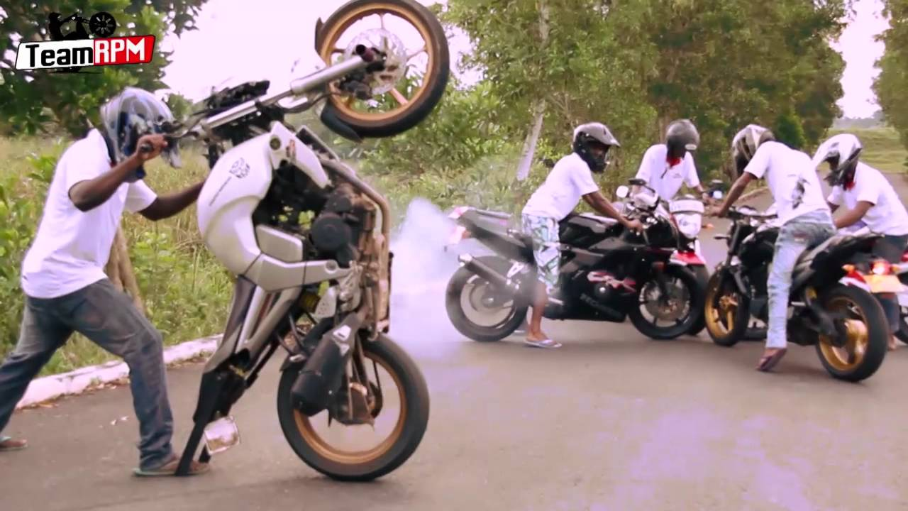 Bikes In Sri Lanka Team RPMz VID II