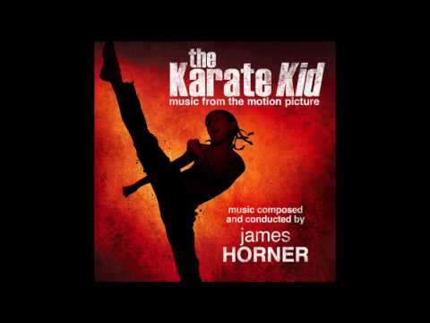 02 Looking for Mr. Han - James Horner - The Karate Kid