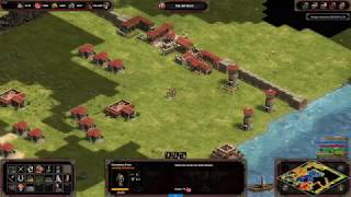Age of Empires: Definitive Edition - 3v3 RM Palmyrians Mediterranean - eartahhj - 13/09/2018