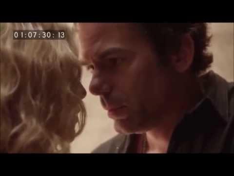 Revolution Deleted kissing scene Billy Burke Elizabeth Mitchell