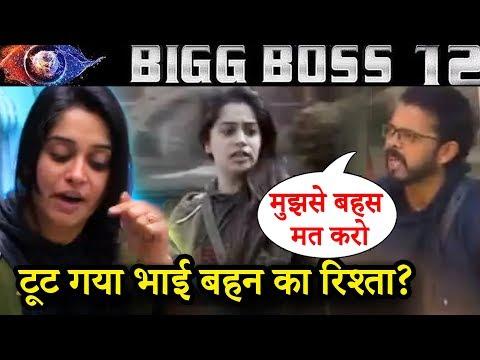 Sreesanth & Dipika Fight For Finale | Bigg Boss 12 | Day 92