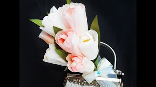 Paper Flowers  - Tulips Bouquet