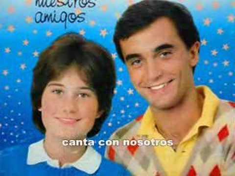 Enrique y Ana - Canción Los Planetas - Karaoke