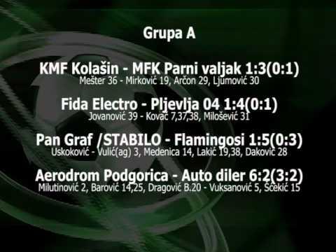 MINI FUDBAL NA TV777, 5. KOLO 2014/15