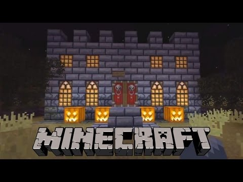 Minecraft Haunted House! Minecart Rollercoaster Adventure of Death